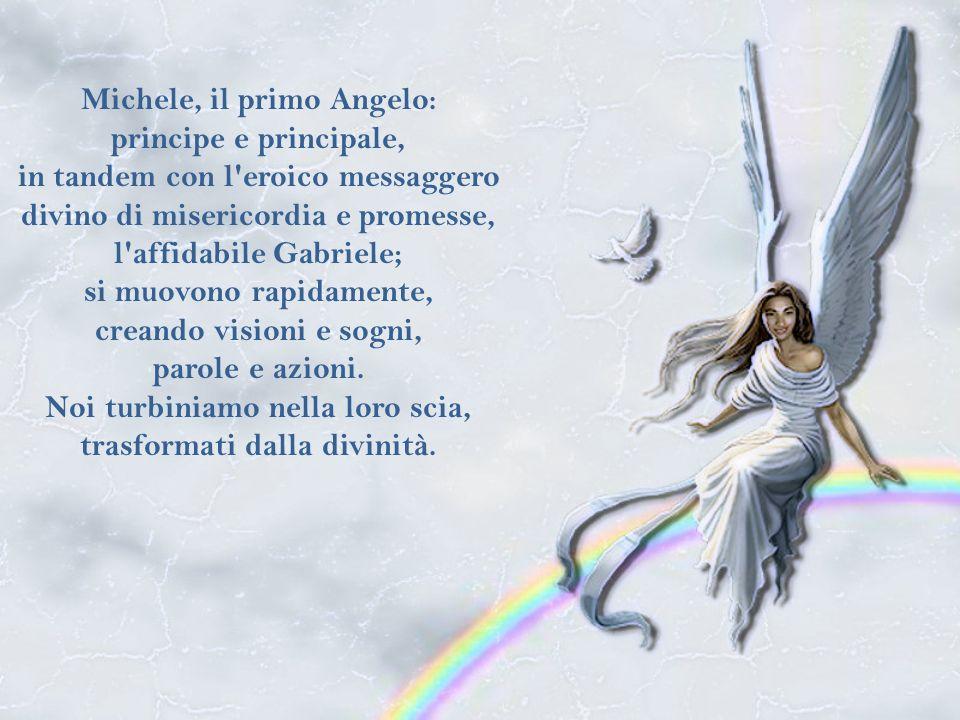 Michele, il primo Angelo: principe e principale,