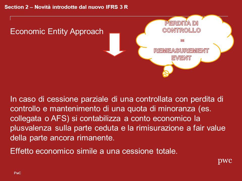Economic Entity Approach