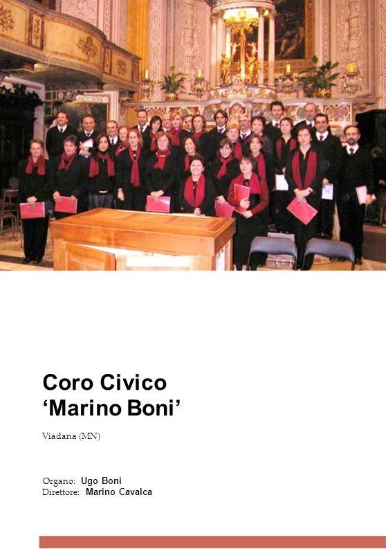 Coro Civico 'Marino Boni'