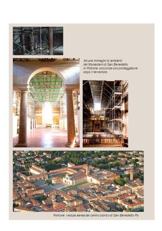 2 2 2 2 2 Alcune immagini di ambienti del Monastero di San Benedetto