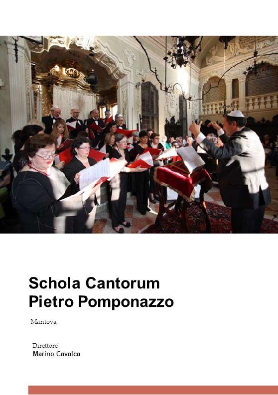 Schola Cantorum Pietro Pomponazzo