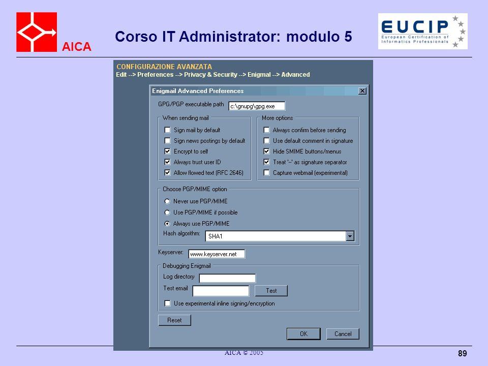 AICA © 2005