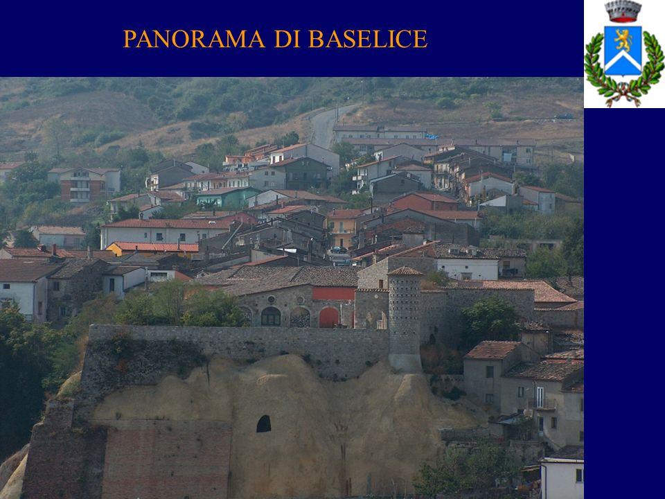 PANORAMA DI BASELICE