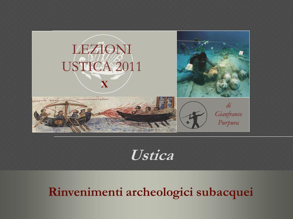 Rinvenimenti archeologici subacquei