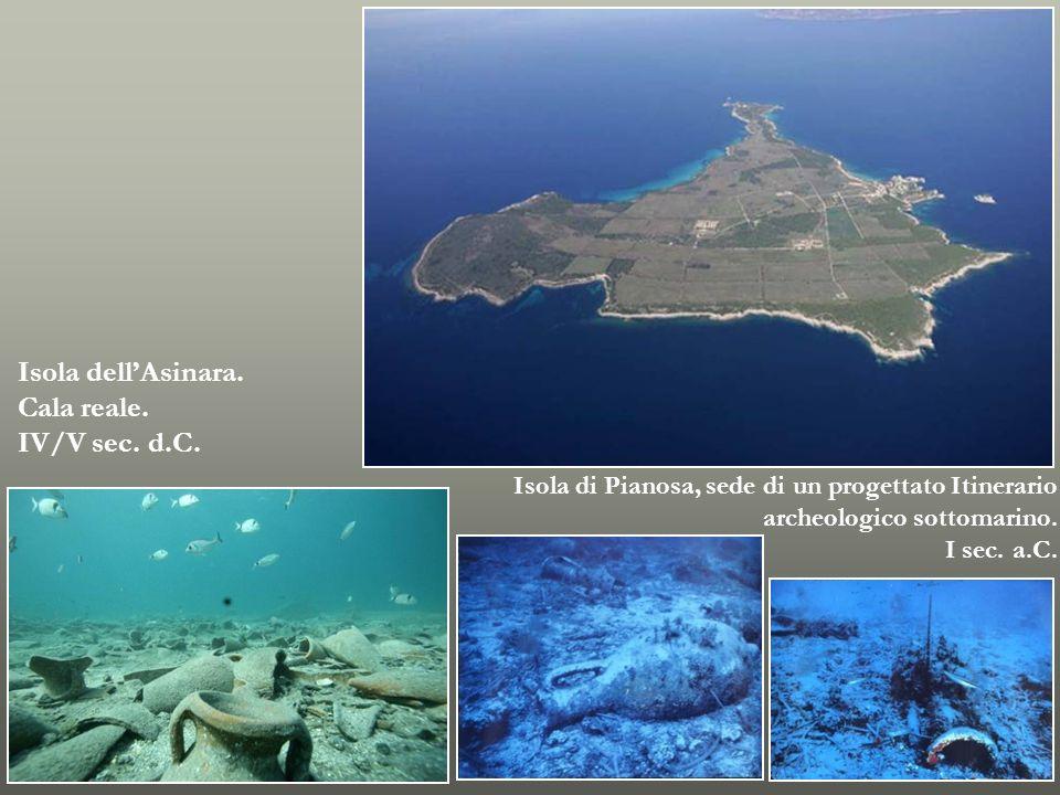 Isola dell'Asinara. Cala reale. IV/V sec. d.C.