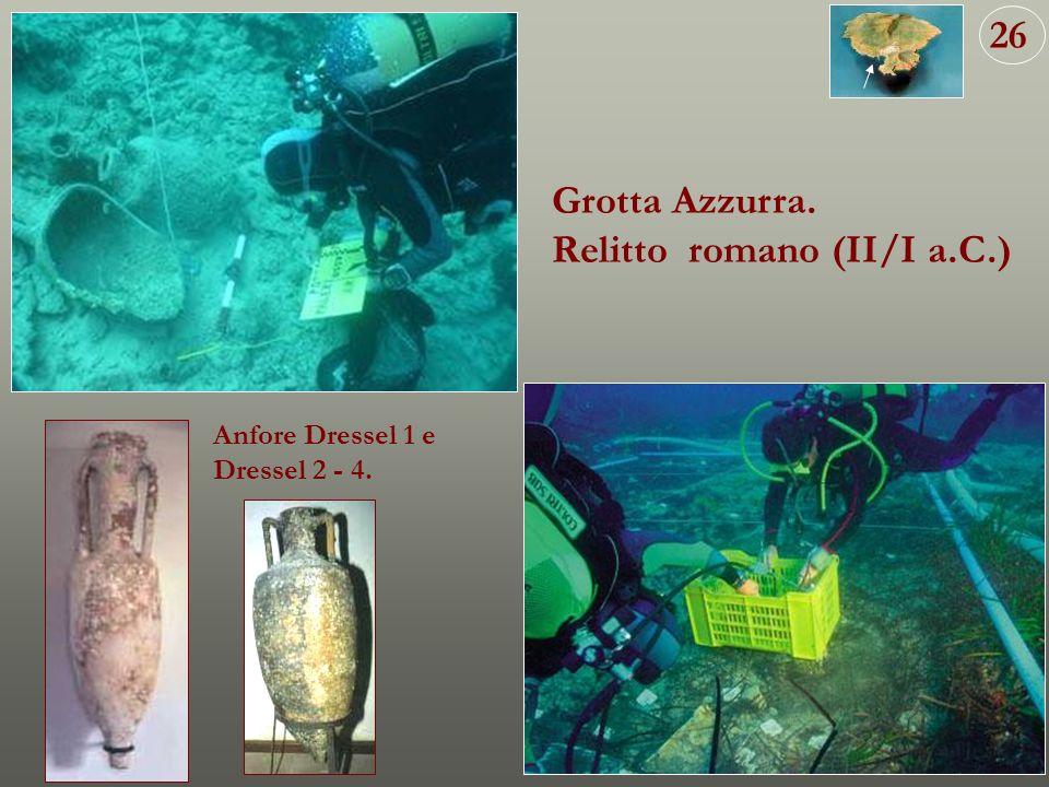 Relitto romano (II/I a.C.)