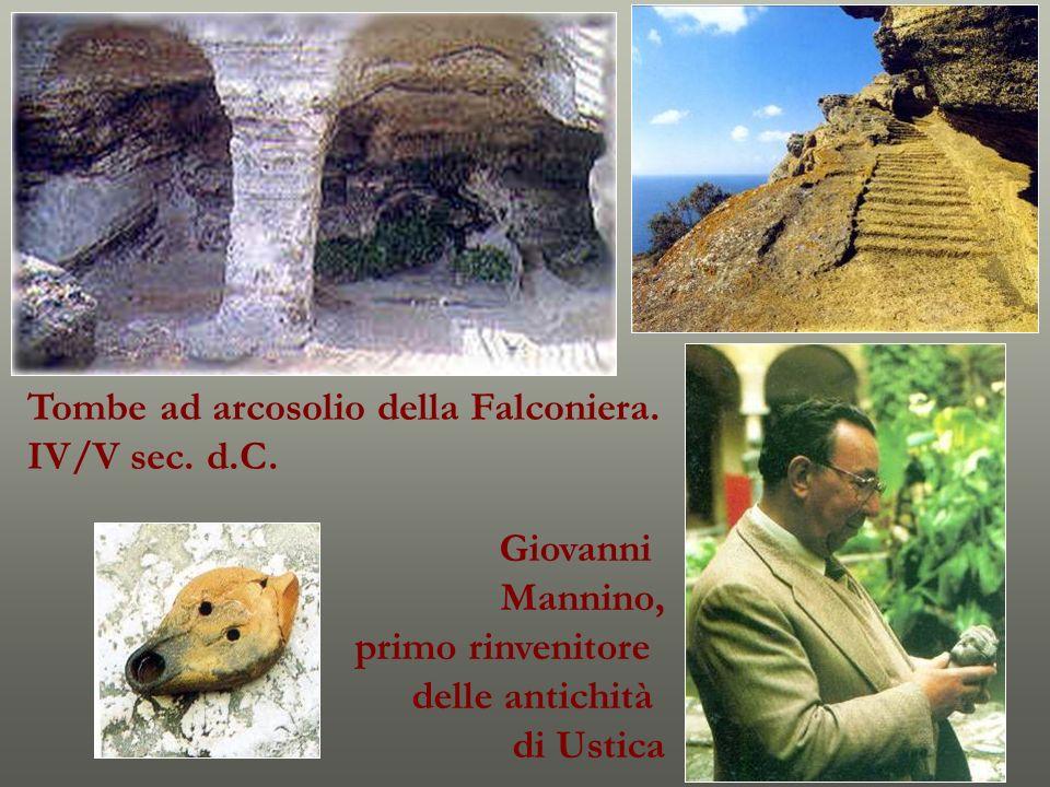 Tombe ad arcosolio della Falconiera.