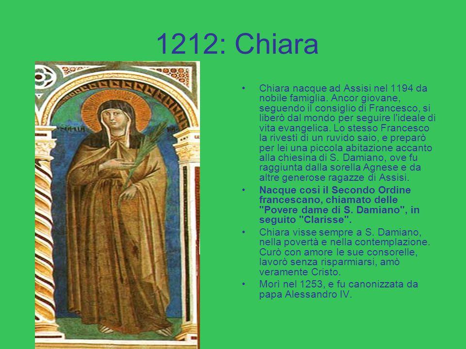 1212: Chiara