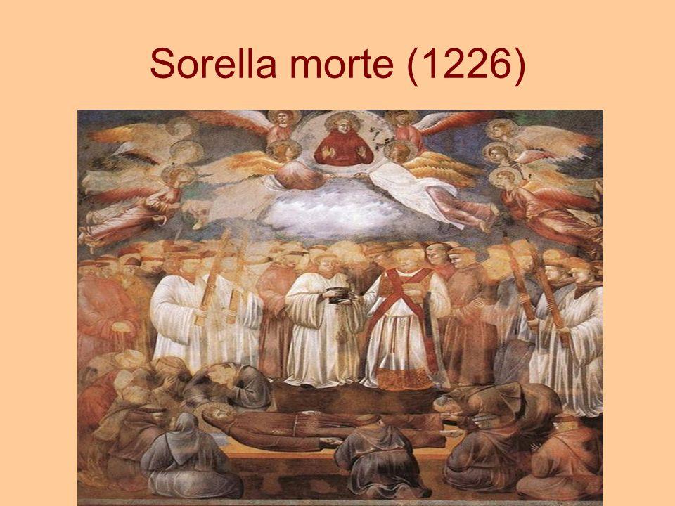 Sorella morte (1226)