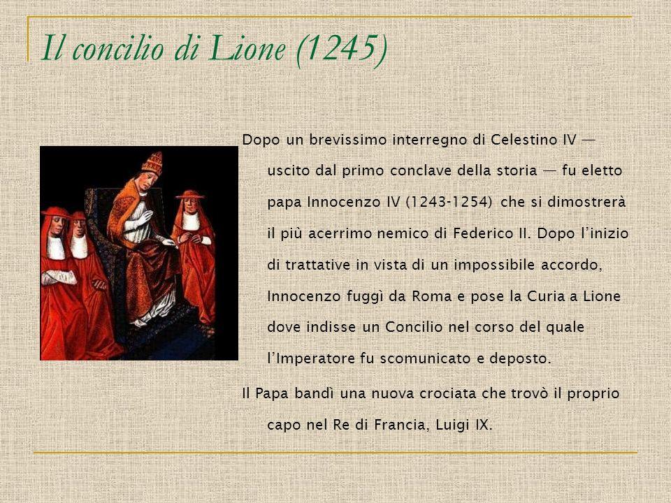 Il concilio di Lione (1245)