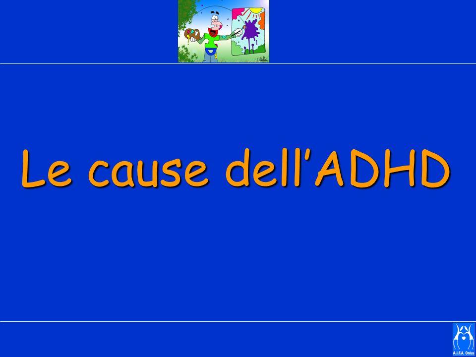 Le cause dell'ADHD 12