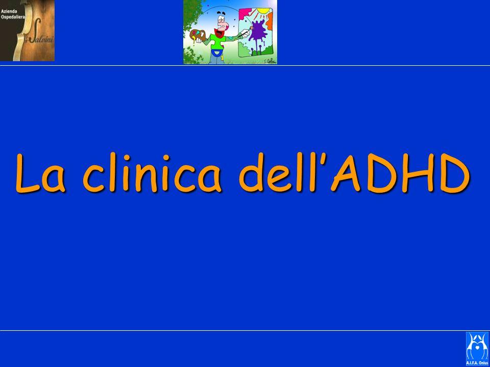 La clinica dell'ADHD 16