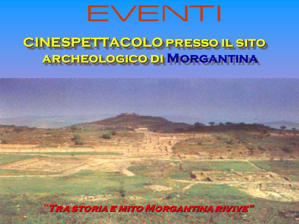 Tra storia e mito Morgantina rivive