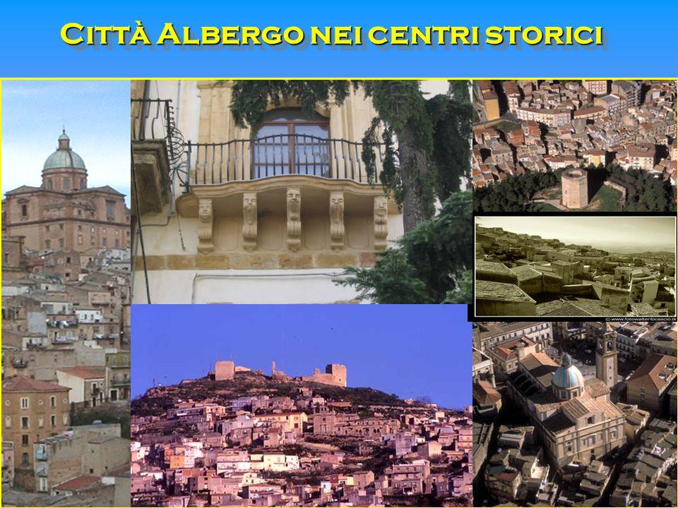 Città Albergo nei centri storici