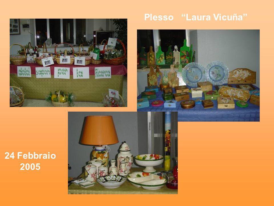 Plesso Laura Vicuña 24 Febbraio 2005