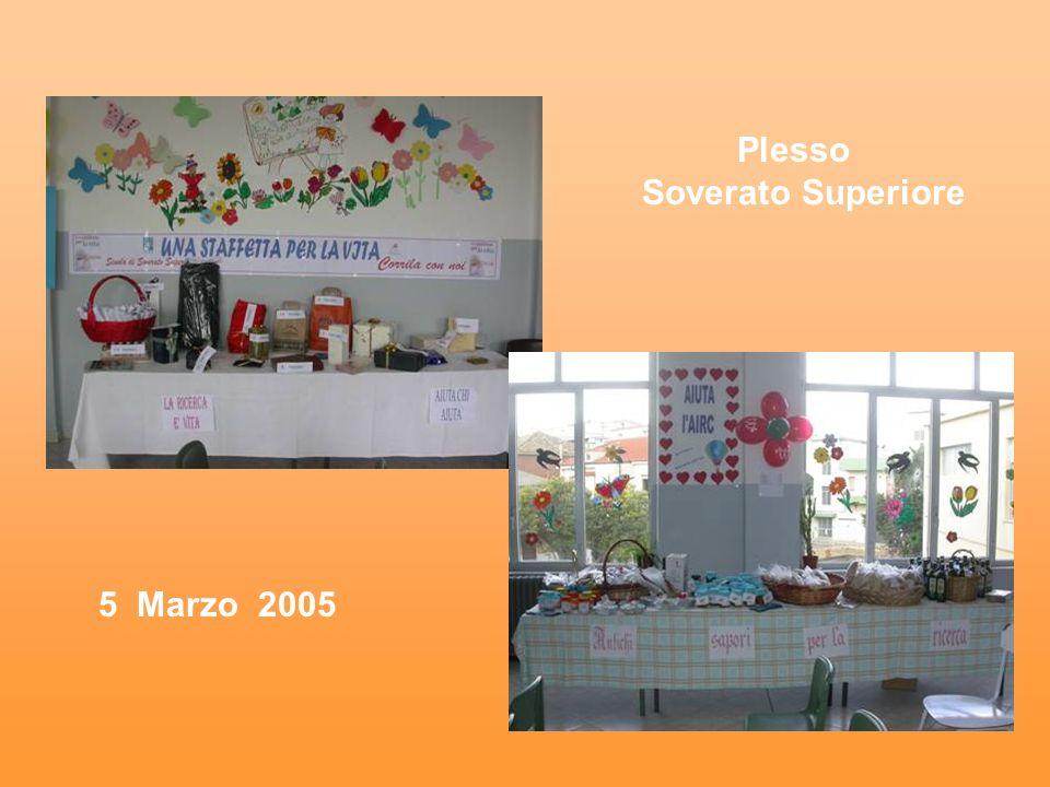 Plesso Soverato Superiore 5 Marzo 2005