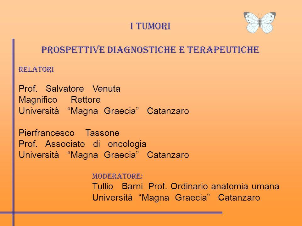 Prospettive diagnostiche e terapeutiche