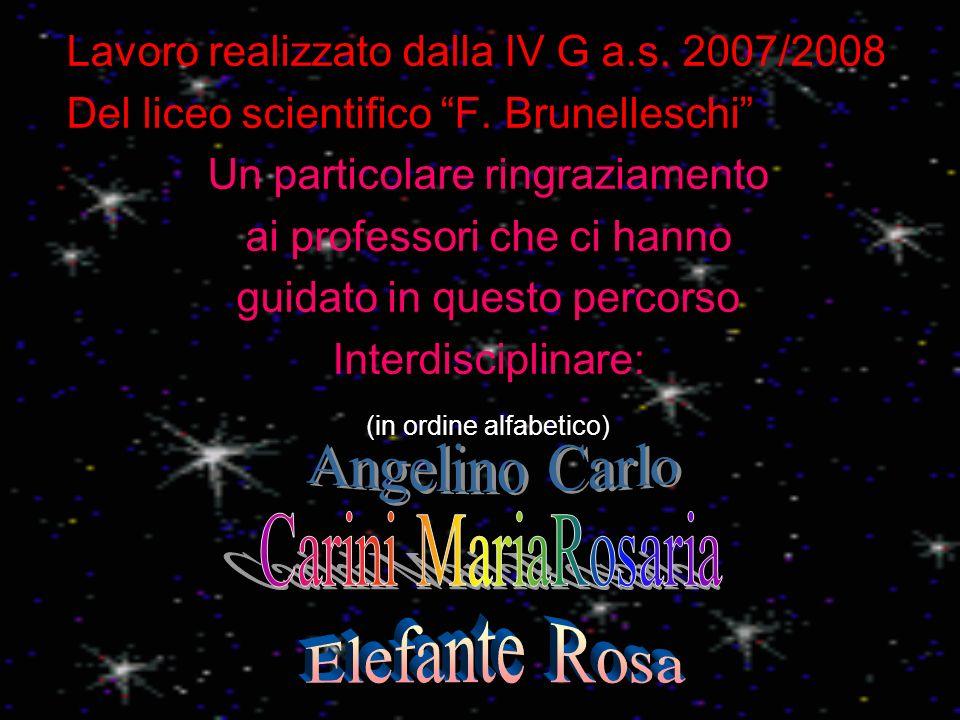 Angelino Carlo Carini MariaRosaria Elefante Rosa