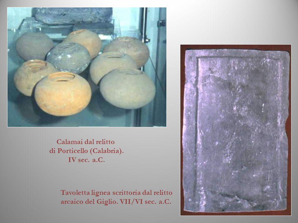 di Porticello (Calabria).