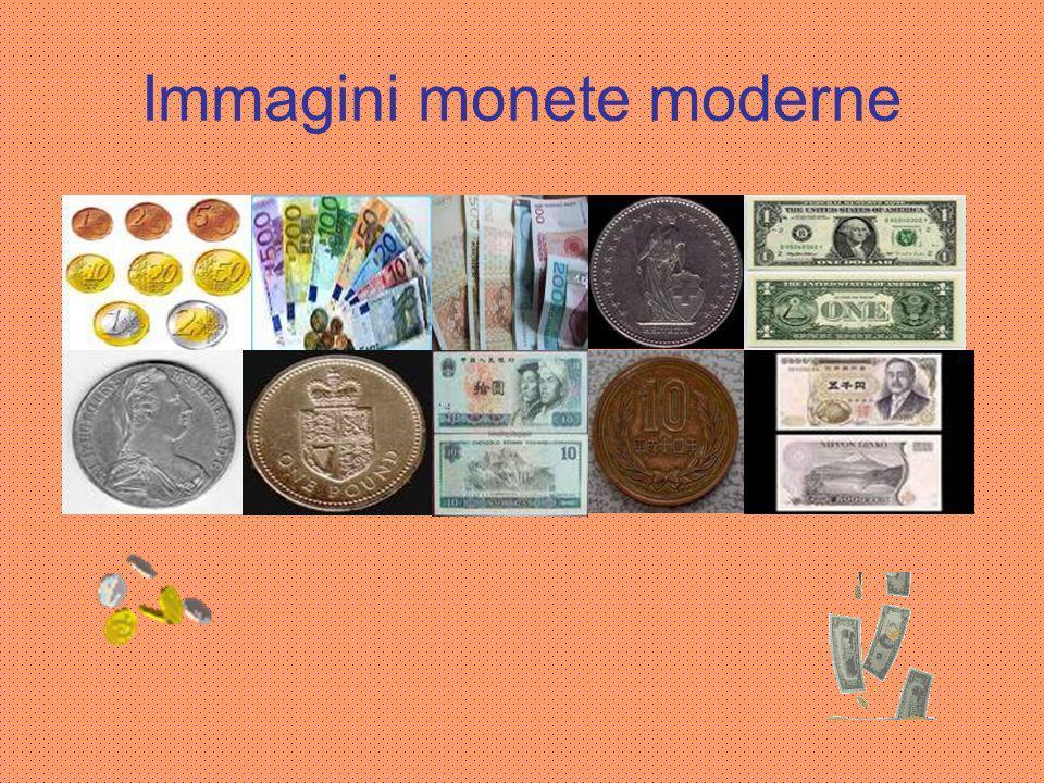 Immagini monete moderne