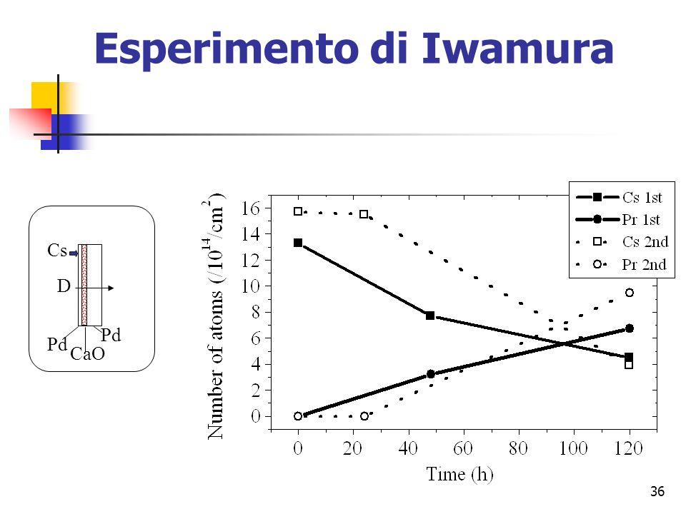 Esperimento di Iwamura