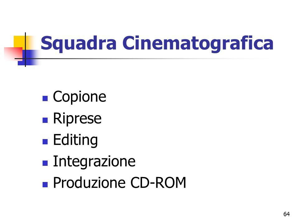 Squadra Cinematografica