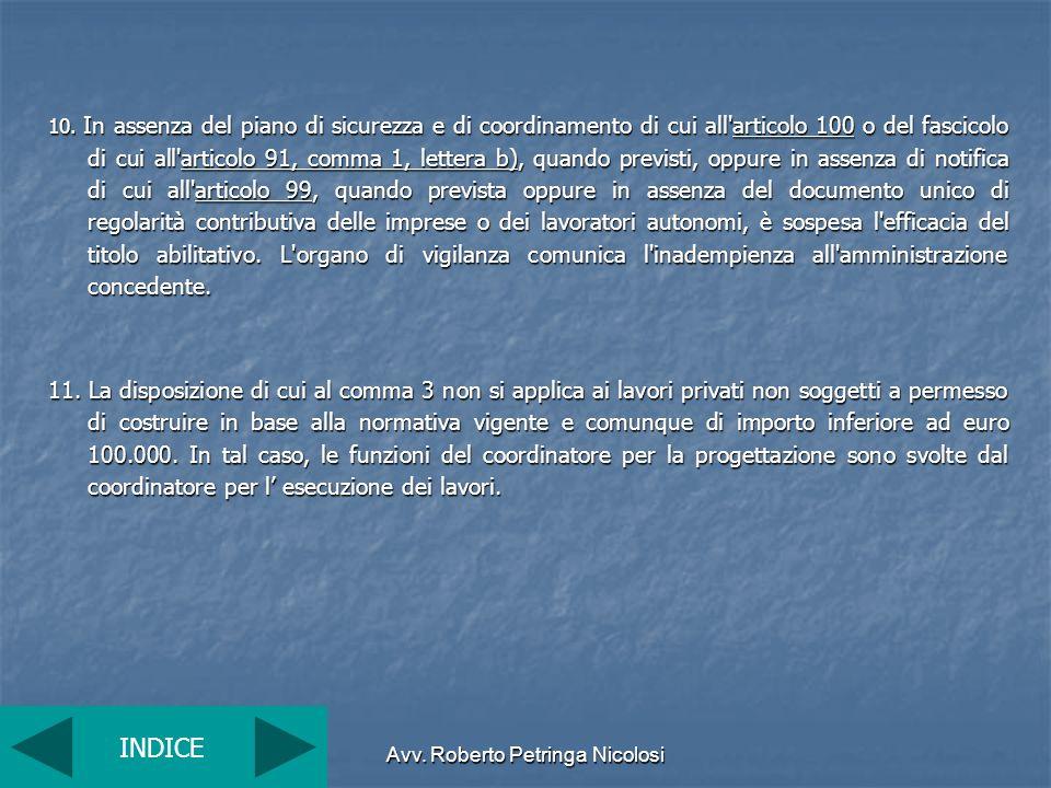Avv. Roberto Petringa Nicolosi
