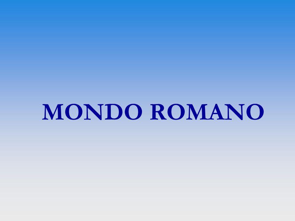 MONDO ROMANO