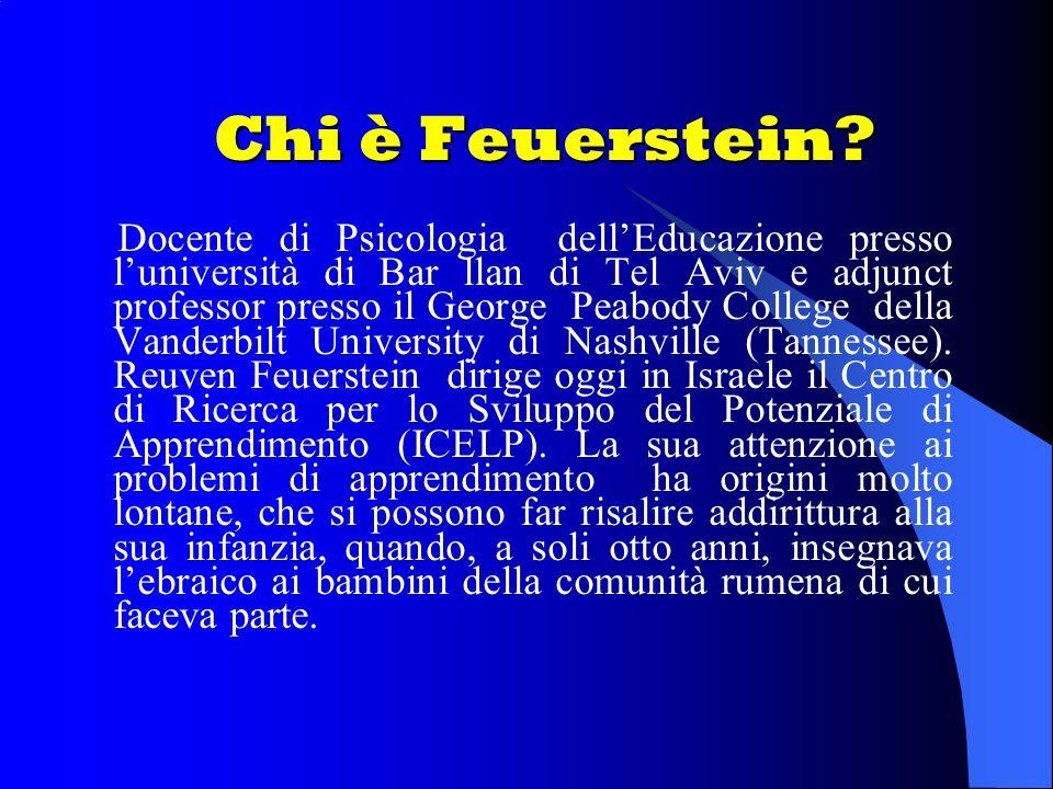 Chi è Feuerstein