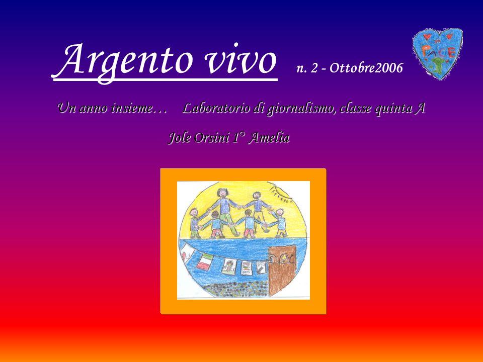 Argento vivo n. 2 - Ottobre2006
