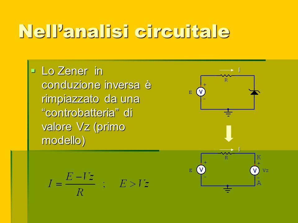 Nell'analisi circuitale