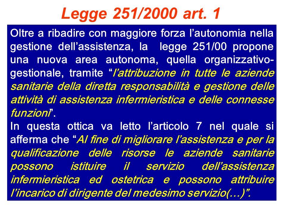Legge 251/2000 art. 1