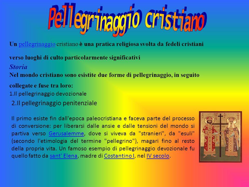 Pellegrinaggio cristiano