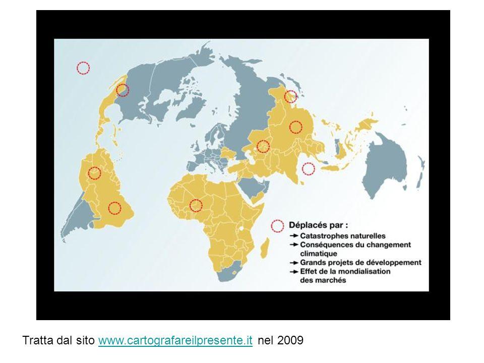 Tratta dal sito www.cartografareilpresente.it nel 2009