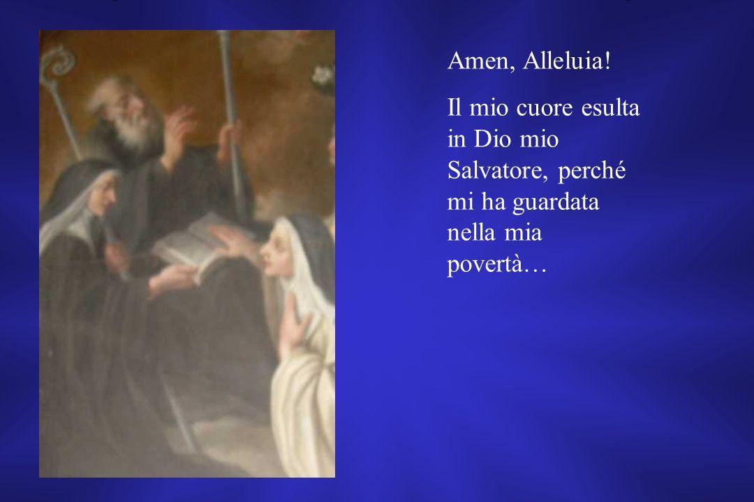 Amen, Alleluia.