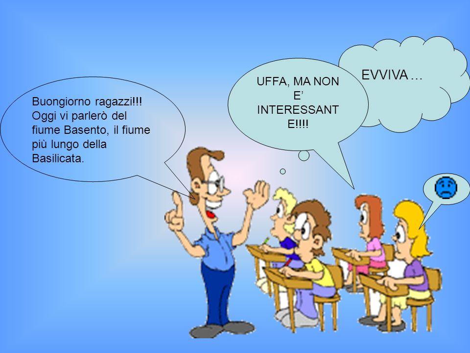 UFFA, MA NON E' INTERESSANTE!!!!