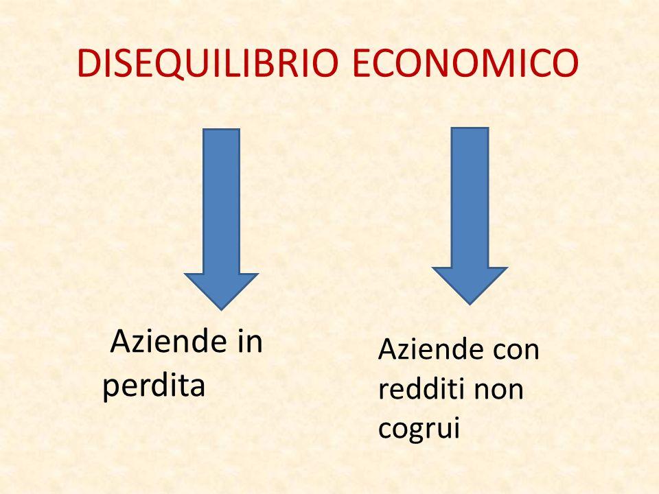 DISEQUILIBRIO ECONOMICO