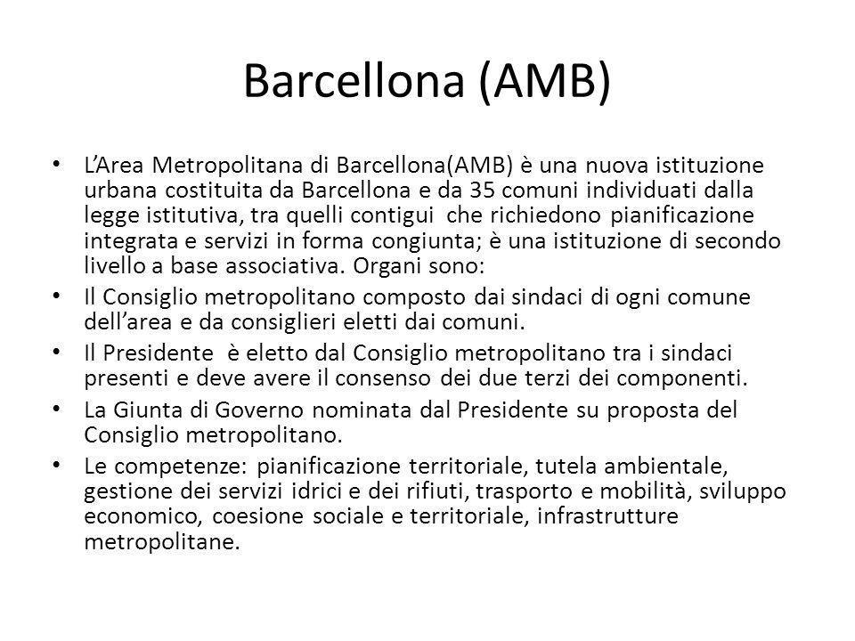 Barcellona (AMB)