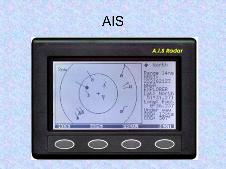AIS AIS RADAR RECEIVER