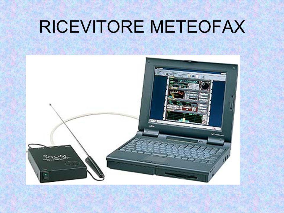 RICEVITORE METEOFAX