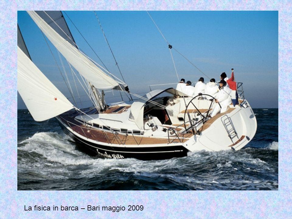 La fisica in barca – Bari maggio 2009