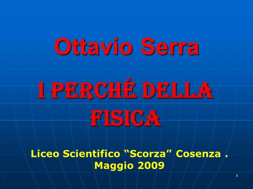 Liceo Scientifico Scorza Cosenza . Maggio 2009