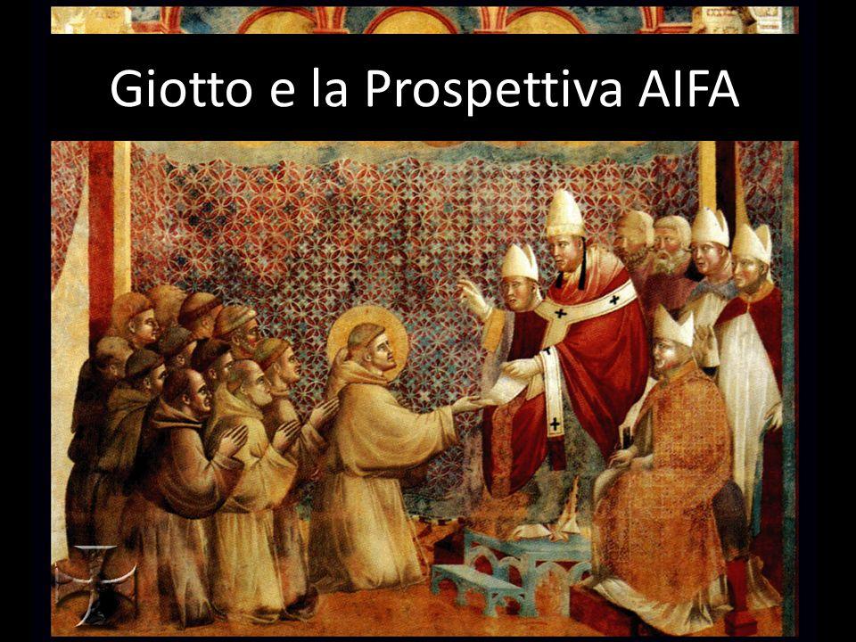 Giotto e la Prospettiva AIFA