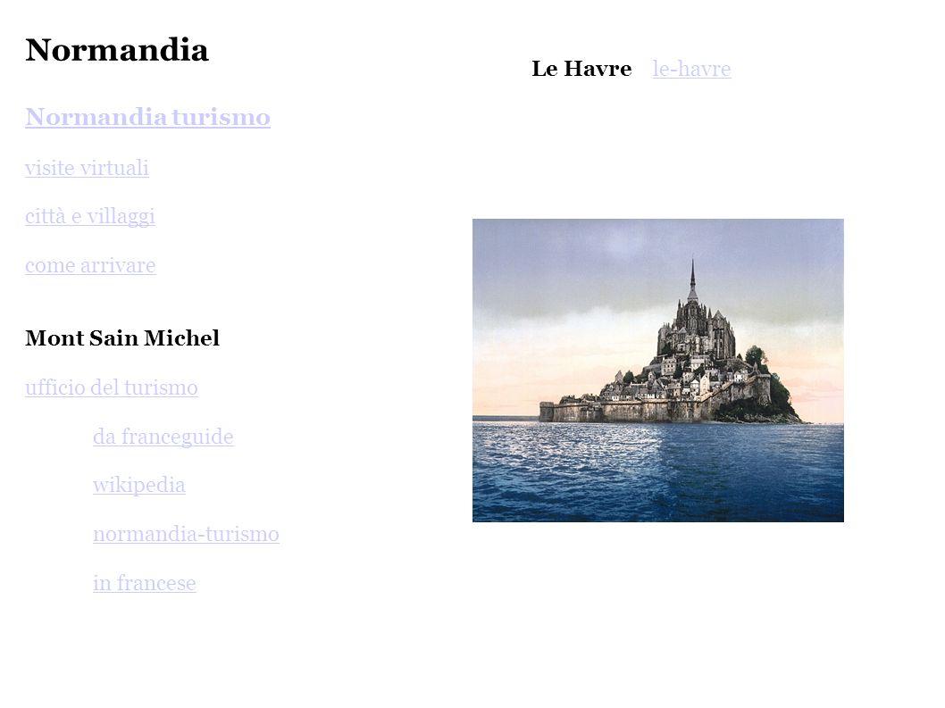 Normandia Normandia turismo Le Havre le-havre visite virtuali