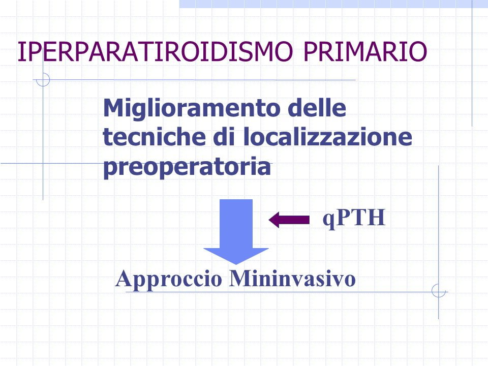 IPERPARATIROIDISMO PRIMARIO
