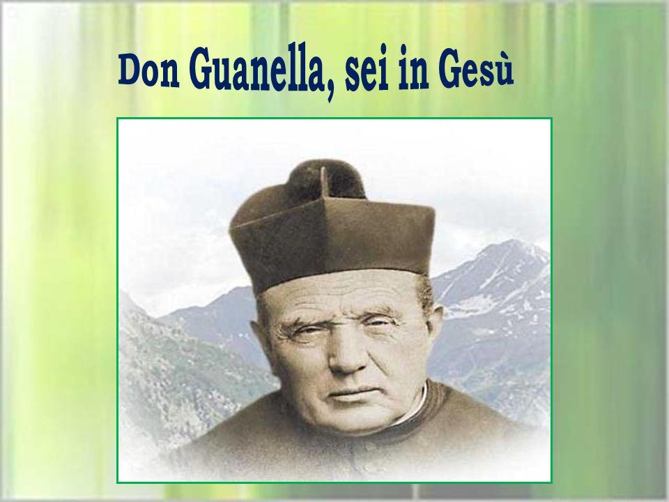 Don Guanella, sei in Gesù