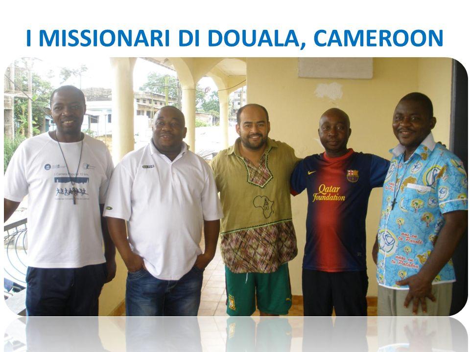 I MISSIONARI DI DOUALA, Cameroon