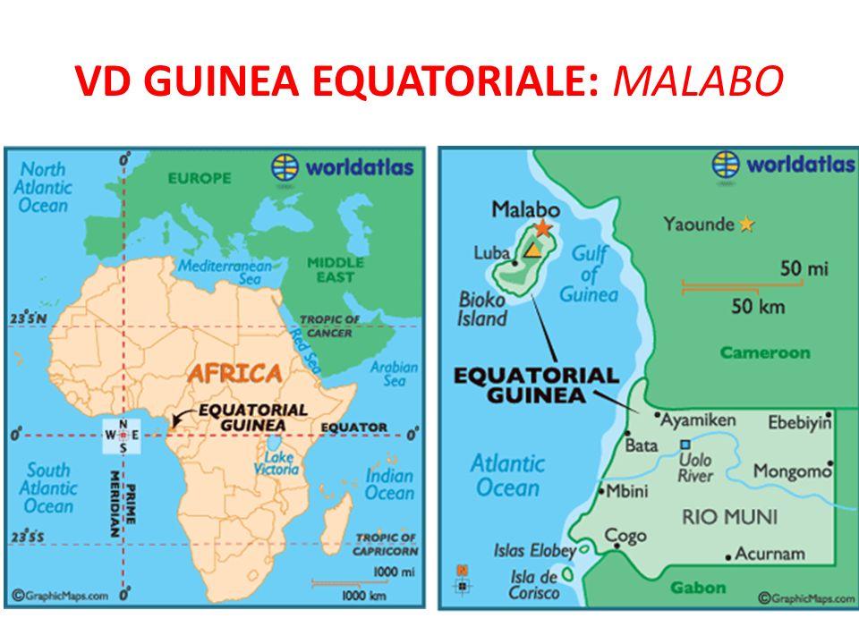 VD Guinea equatoriale: Malabo