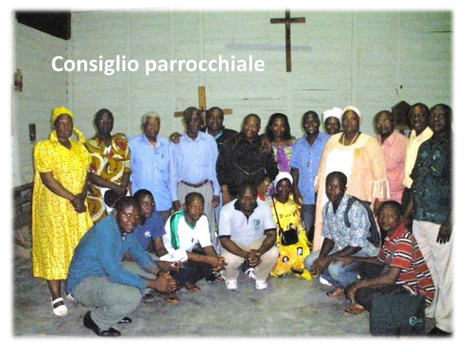 Consiglio parrocchiale