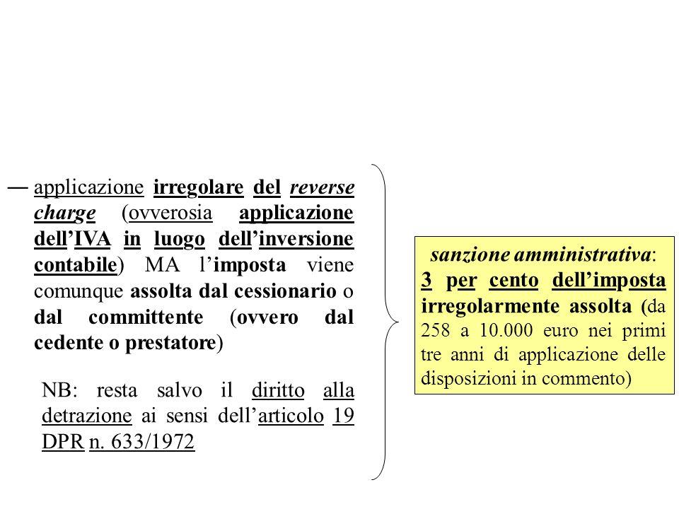 sanzione amministrativa: